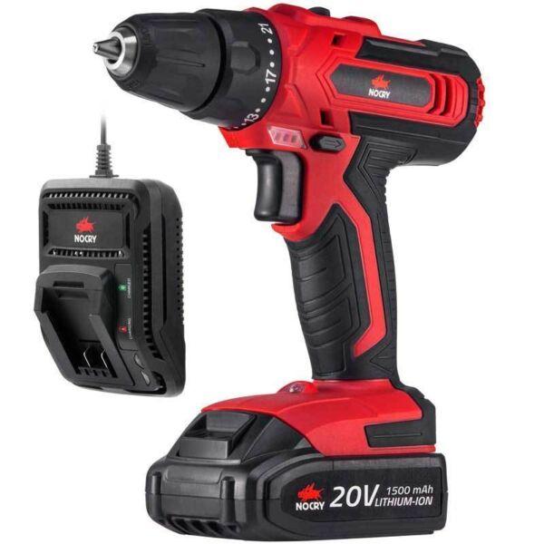 20V Cordless Drill Kit