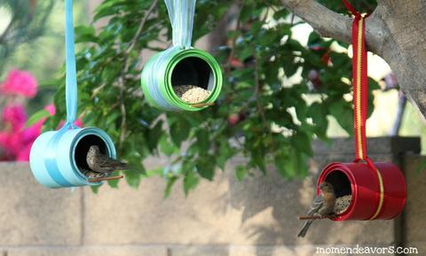 Bird Feeders Project