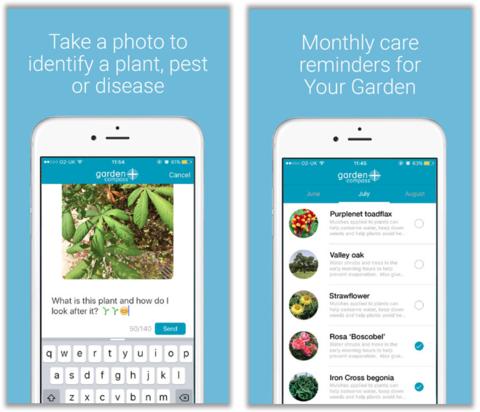 Garden Compass - SmartPlant