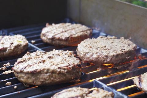 BBQ Juicy Burgers