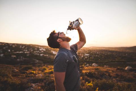 Summetime dehydration