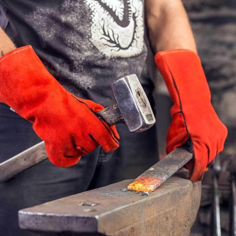 Welding & BBQ Gloves