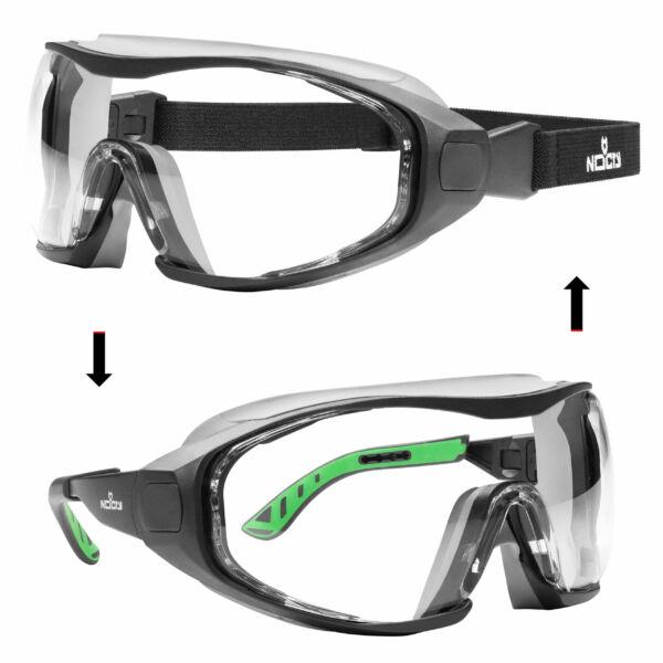 6×1 Safety Glasses