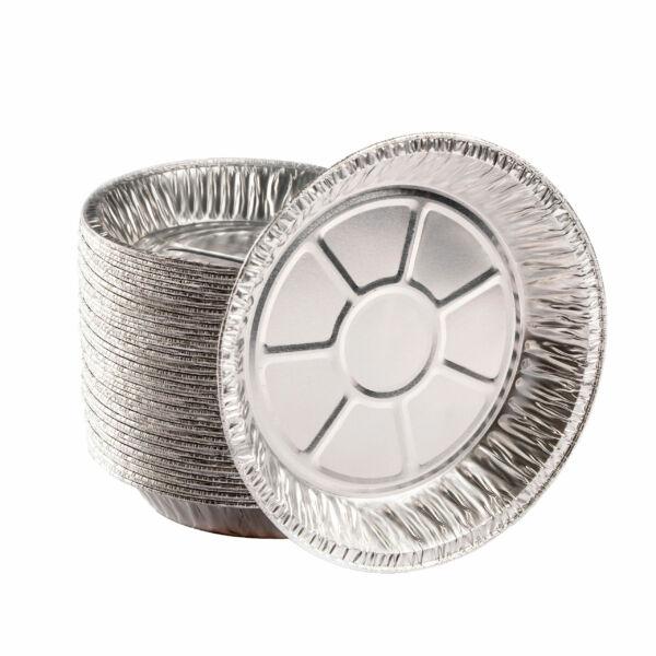 Aluminum Pie Pans (Pack of 50)