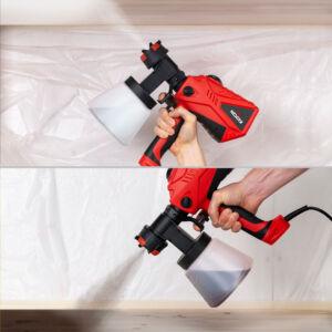 Electric Paint Gun