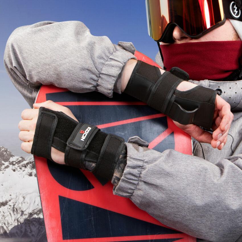 Wrist Guard Hard Design
