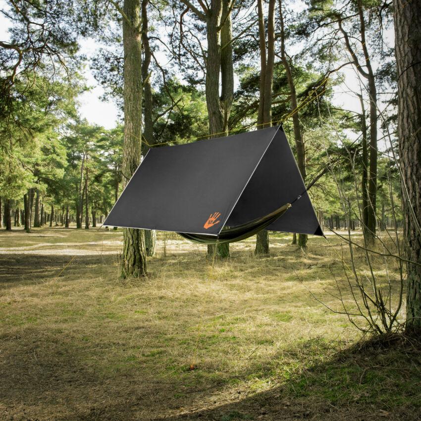 Rain Fly Lightweight Camping Tarp 10x10ft