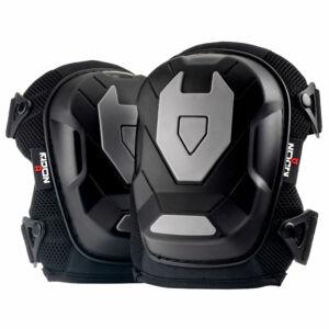 Knee Pads with Enhanced Non-Slip Heavy Duty Cap